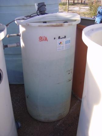 polyethylene tank