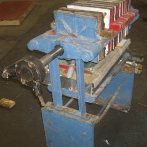 Used Filter Press - Met-Chem | View Our Inventory of Used Filter Presses