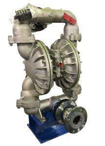 Filter Press Diaphragm Pumps | Buy New Pumps from Met-Chem