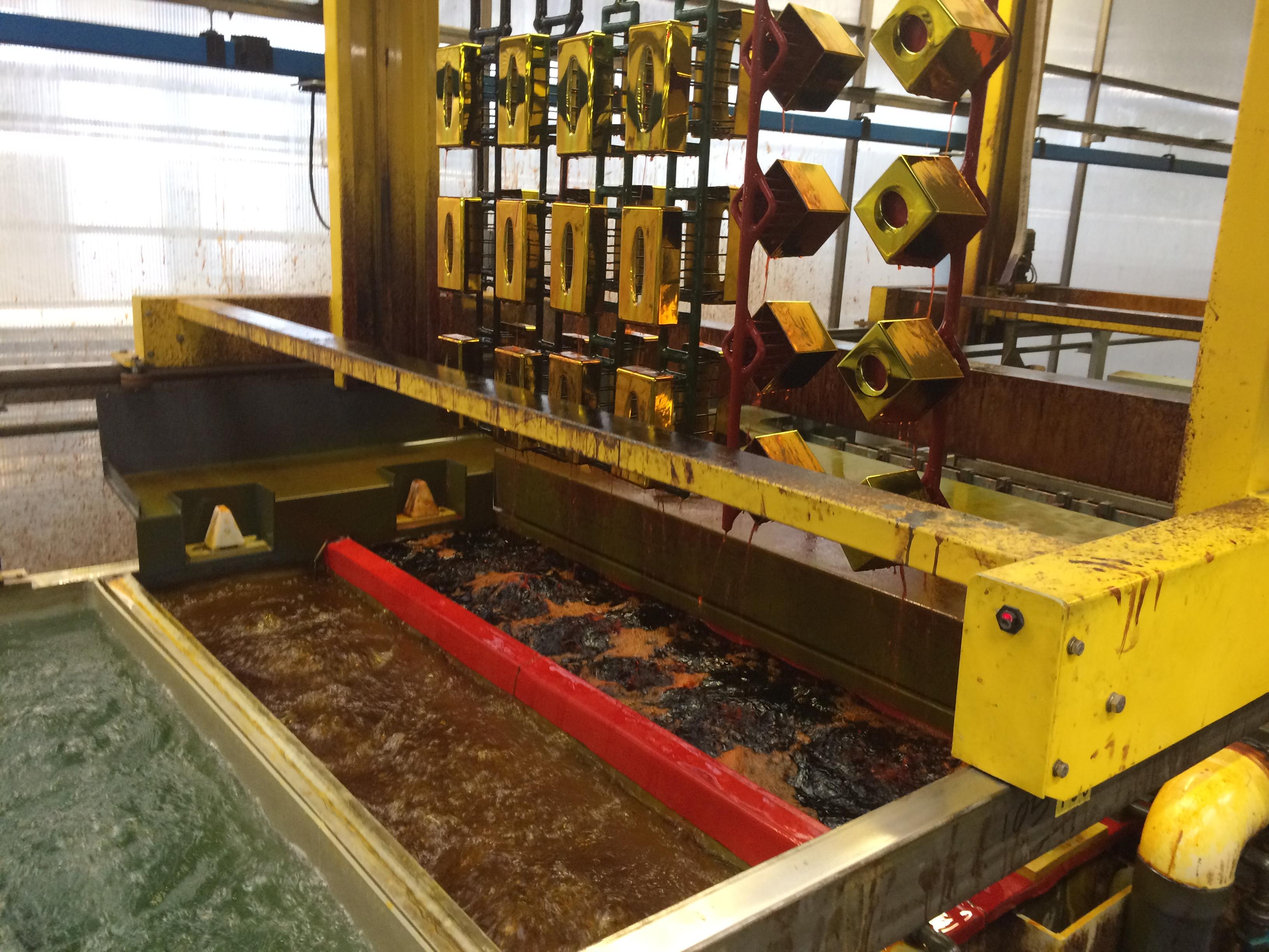 Metal Plating Wastewater Treatment - Finishing & Surfacing
